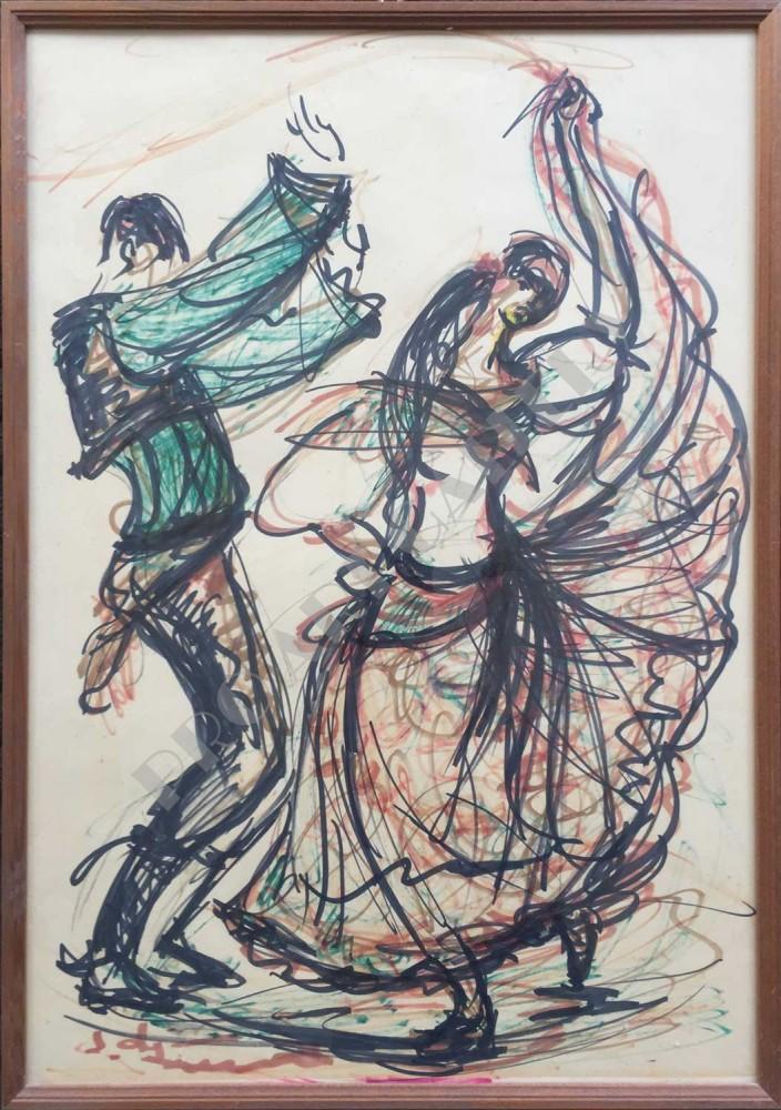 Lúčnica - Cigánsky tanec