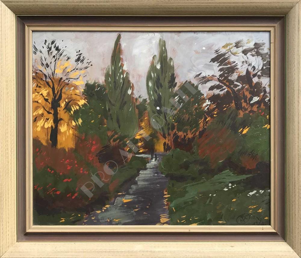 Jeseň v parku I