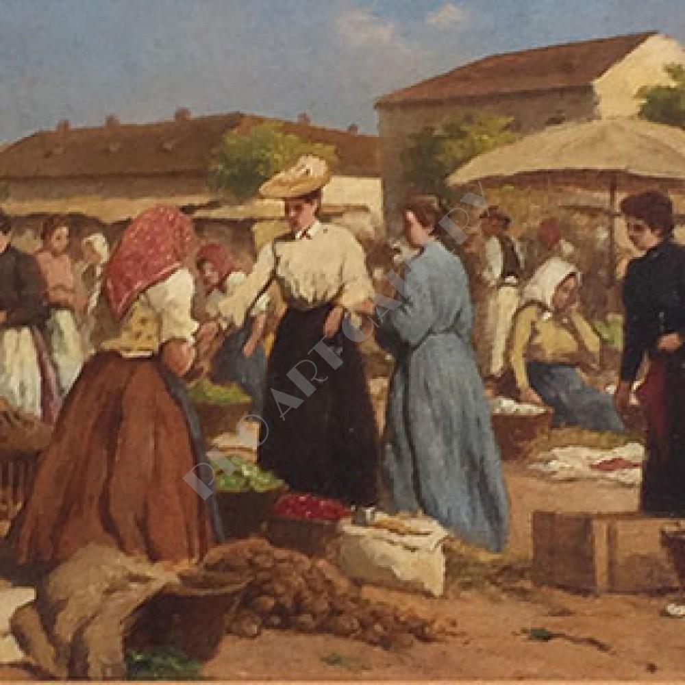 Na trhovisku