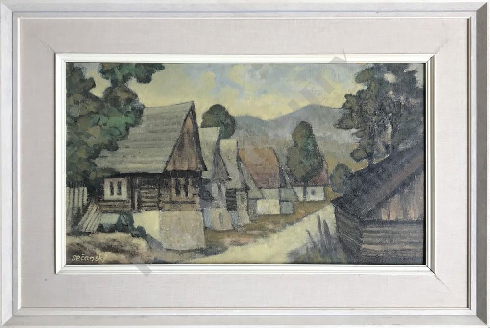 Záber z Oravy