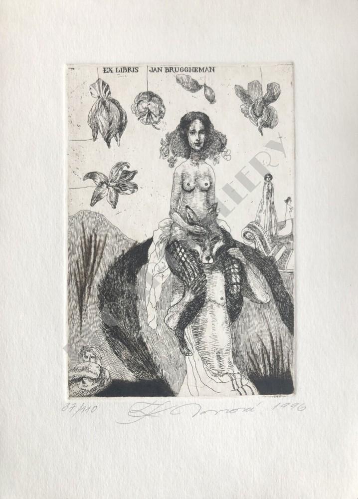 Ex Libris Jan Bruggheman